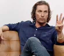 Matthew McConaughey doesn't let his kids say the words 'lying,' 'hate,' and 'I can't'