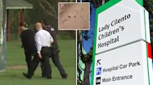 Girl, 12, slashed 20 times in the face with box cutter in horrific attack