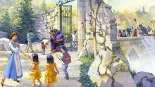 東京迪士尼最夢幻城堡曝光!全新美女與野獸園區4月15日登場