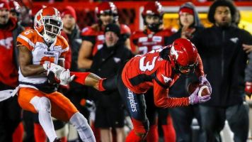 Sutton sparks visiting B.C. Lions to 26-21 win over Calgary Stampeders