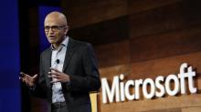 Microsoft revenue and earnings beat expectations