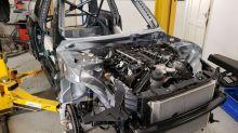 Meet Vini, the V8-powered second-generation Mini Hardtop