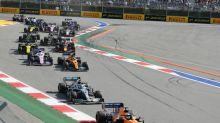 Formel 1 LIVE in Sotschi: Zeitplan, TV-Übertragung, Livestreams und Ticker