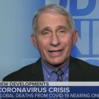 Dr. Fauci Just Warned That We Might See Increases in COVID Deaths
