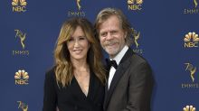 The Latest: Judge approves $250K bond for Felicity Huffman