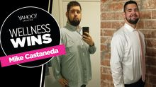 The 'rock bottom moment' that motivated one man to lose 331 pounds
