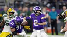 For visit by Packers, Vikings present crowd-free, revamped D