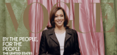 Kamala Harris. (Vogue magazine)