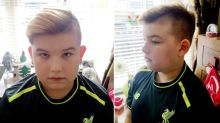Mum blasts school for branding son's short back and sides haircut 'too extreme'