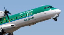Passengers stranded as Aer Lingus regional carrier Stobart Air enters liquidation