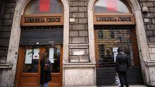Plus de 2000 fermetures en cinq ans: la souffrance des librairies italiennes