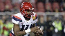 QB Khalil Tate does not want Arizona to run the triple option