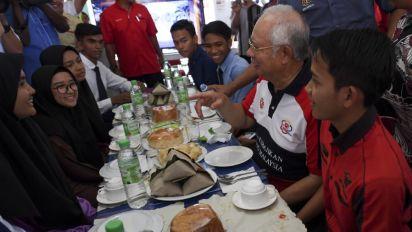 PM Najib gives out RM1.9 million for repairs of Sekolah Sains Sultan Haji Ahmad Shah