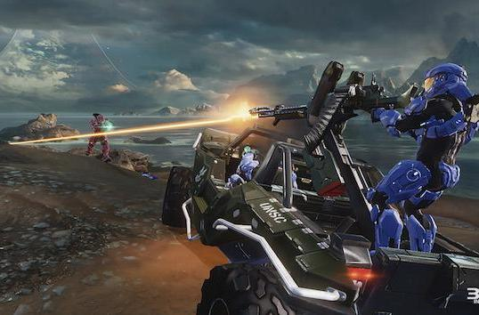 'Halo' on Xbox One gets even more 'Halo' next month