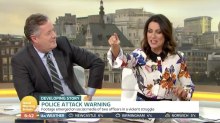 'GMB': Susanna Reid reveals she chased after knife-wielding attacker