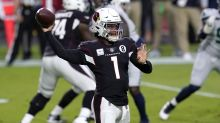 Kyler Murray rallies Cardinals for wild OT win over Russell Wilson, Seahawks