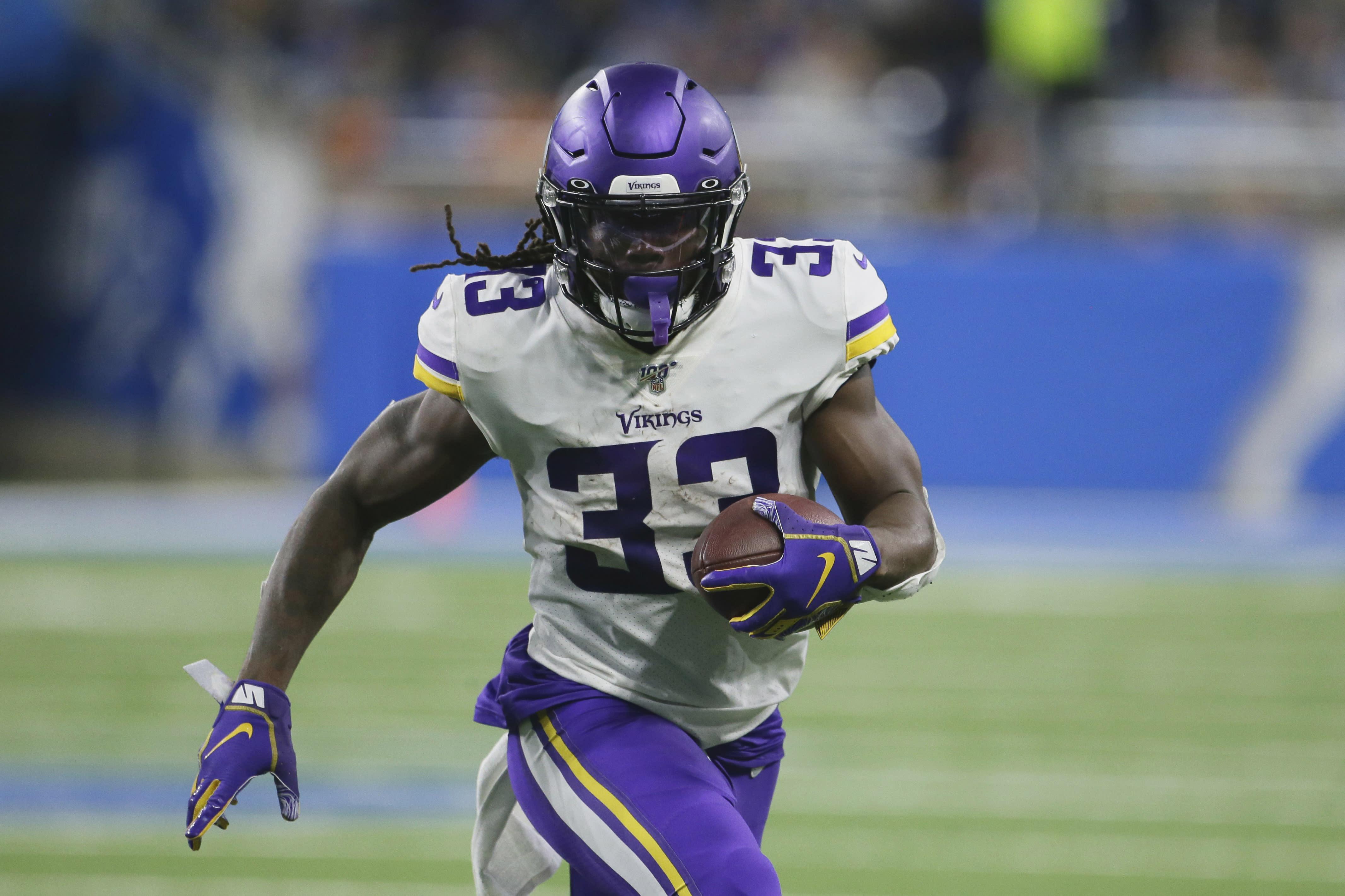 Choosing Sides: How many yards will Minnesota Vikings RB