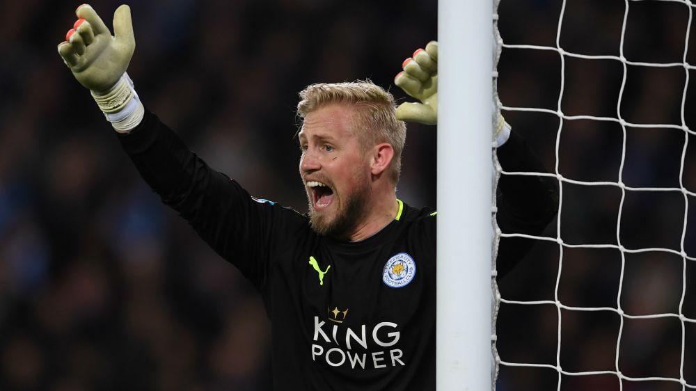 Manchester United: Folgt Leicesters Schmeichel auf De Gea?
