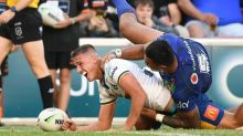 Arthur Jr ices Eels NRL win over Warriors