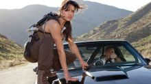 Michelle Rodriguez on doing her own 'Fast & Furious' stunts: 'My life is never put on the line'