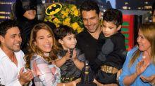 Wanessa reúne Zezé e Zilu em aniversário do filho