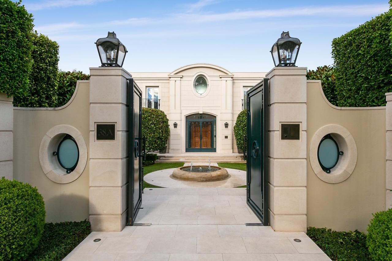 Inside: The most expensive home listed in 2019