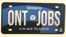 New Ontario Licence Plate, Trillium Logo Unveiled In 2019 Budget