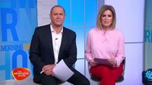 Family flees burning home in Queensland