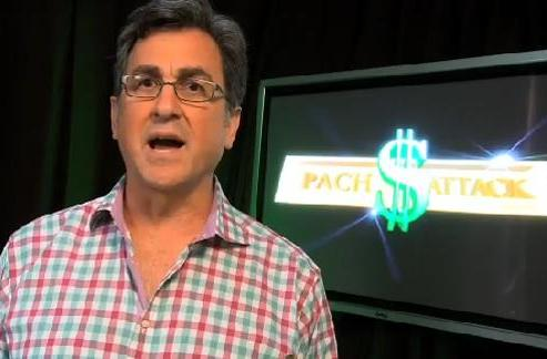 Michael Pachter gets his own show, unbuttons his shirt