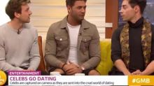 Celebs Go Dating's 'Muggy' Mike grilled on Good Morning Britain over Megan McKenna romance