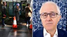 'Phenomenal failure': Malcolm Turnbull's scathing words for Scott Morrison