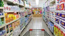 Esto pasa en un supermercado cuando alguien con COVID-19 tose