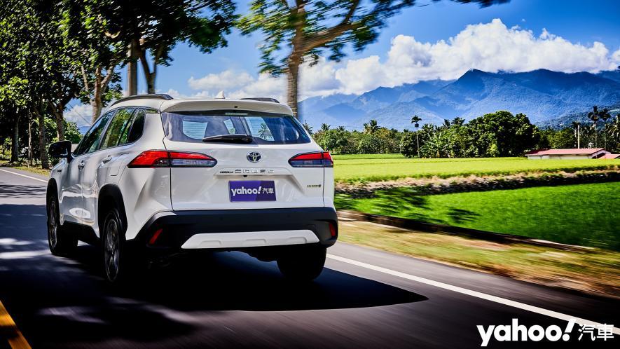 目標明確的新世代跨界之霸!Toyota Corolla Cross 1.8 Hybrid旗艦版花蓮試駕! - 18