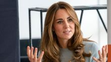 Kate Middleton is a brunette again after ditching her highlights