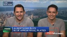 A rival may have just saved Blue Apron's stock from the doldrums