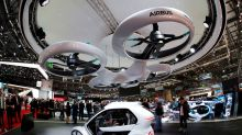 Porsche says flying cab technology could be ready within decade