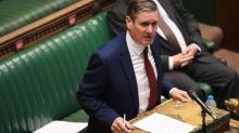 The Tories are struggling to find a way to make Keir Starmer look bad