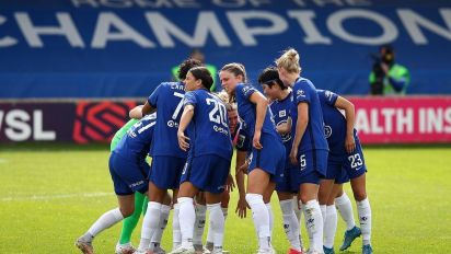 Chelsea believe ahead of Champions League final a long time coming