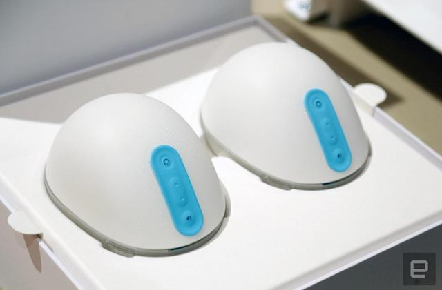 Willow's smart breast pumps slide into moms' bras