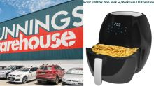 Bunnings has joined the air fryer game and shoppers are loving it