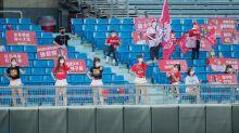 25%球迷進場暖身 週末開放1000觀眾入場