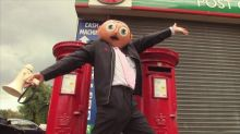 'Being Frank' trailer explores the 'wonderfully strange' world of unlikely pop culture icon Frank Sidebottom (exclusive)
