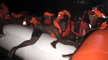 Some 1,400 migrants rescued off Libyan coast