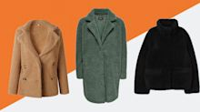 These are eight of the best teddy coats for fall — and they're all under $100