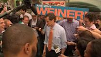 Anthony Weiner comes under attack over voter's slur