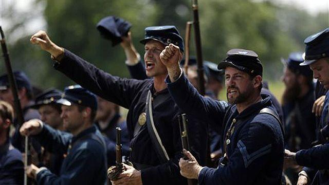 Gettysburg marks major turning point 150 years later