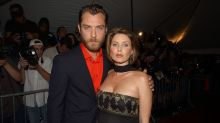 Sadie Frost shares sentimental throwback of herself and ex Jude Law as 'crazy couple in love'