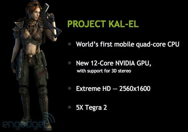 ASUS planning quad-core Tegra 3 tablet, yet another Intel slate