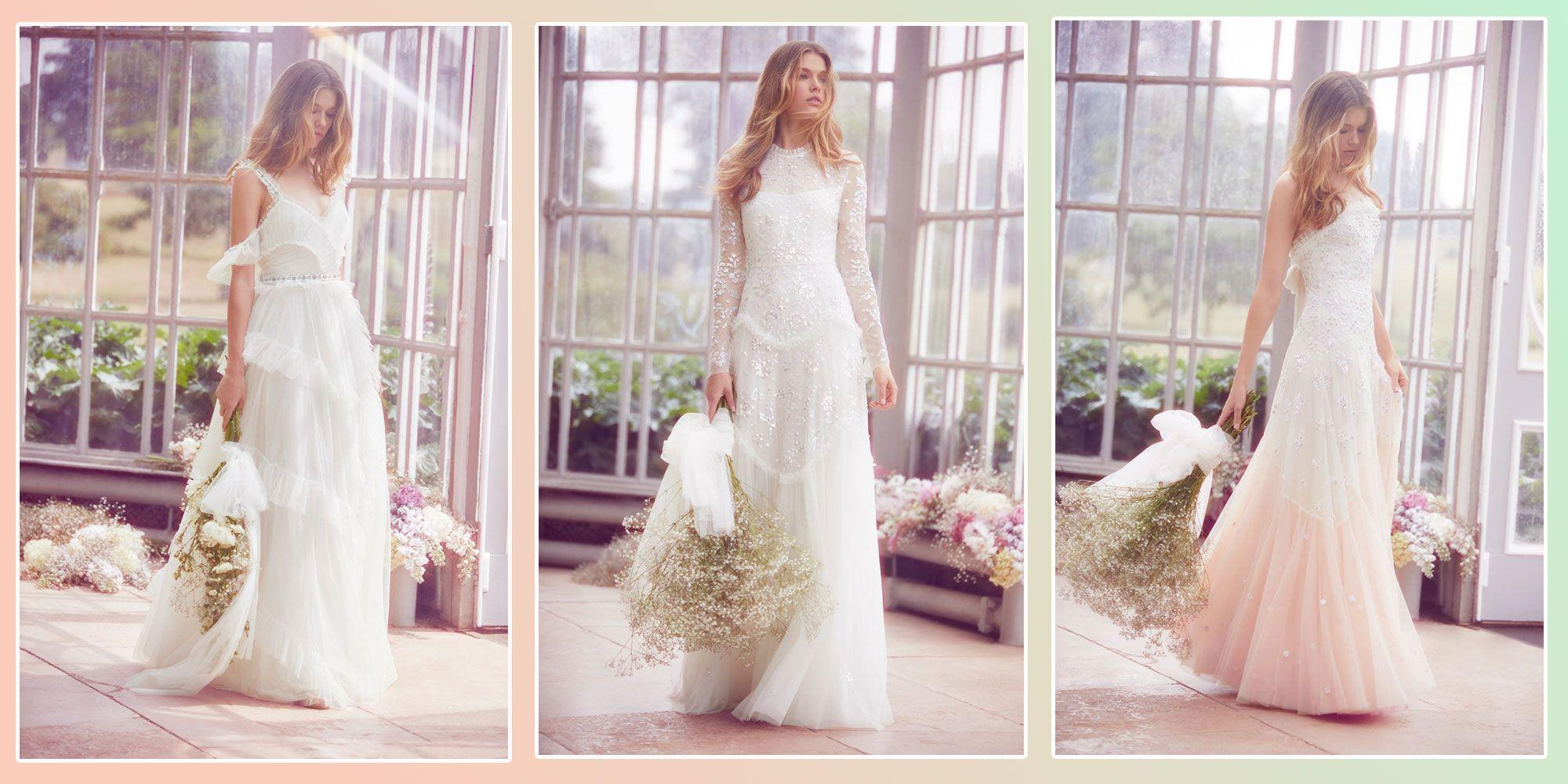 d556aec4984 A moment for Needle   Thread s beautiful new wedding dress collection