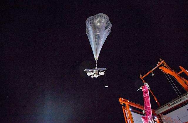 Google seeks carrier for Loon pilot program in India